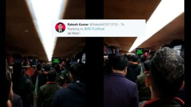 Photo of Tejas Express Travellers Begin Journey on Republic Day with the National Anthem