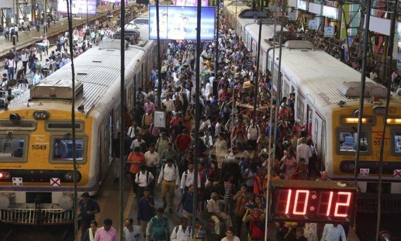 Railways passenger