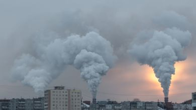 Photo of Air pollution from fossil fuels costs India $150 bn annually, 5% of GDP