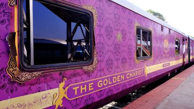Photo of The Golden Chariot Will be Functional This March