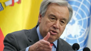 Photo of Climate change running faster than us; we are not winning this war yet: UN Chief