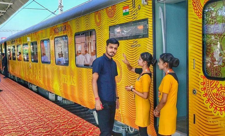 Chennai–Madurai Tejas Express