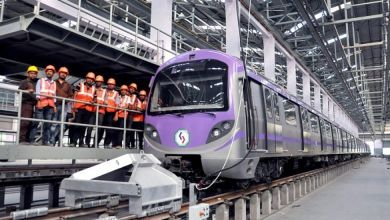 Photo of Kolkata Metro East-West corridor: Good news! Section from Sector V to Salt Lake Stadium to be inaugurated