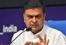 Photo of Marginal rise in cost of PFC, REC borrowings on Moody's but no dearth of funds: R K Singh