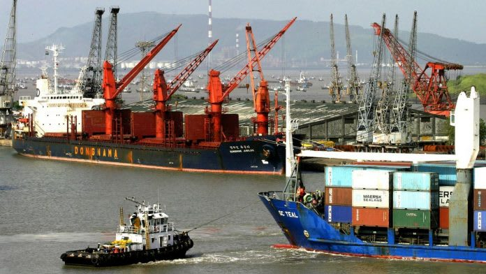 Fuel shortage for domestic shipping