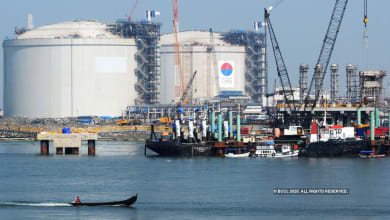 Photo of GSPC LNG terminal at Mundra Port goes onstream; 3rd facility in Gujarat
