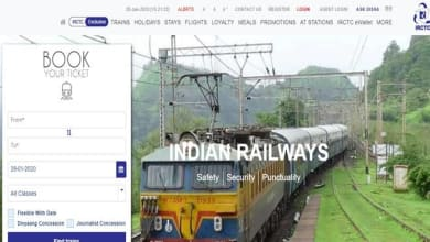 Photo of Beware of fake ticketing! IRCTC issues alert after complaints of fraud ticket bookings; details