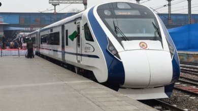 Photo of Chinese company disqualified for Vande Bharat trainsets project