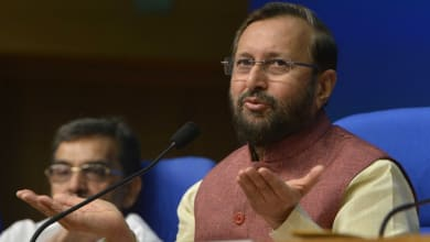 Photo of We will demand equal distribution of carbon space, fresh finance at Glasgow COP26: Javdekar