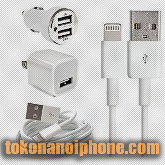 harga charger iphone