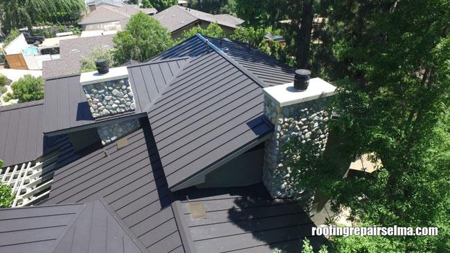 Residential Metal roofing san antonio