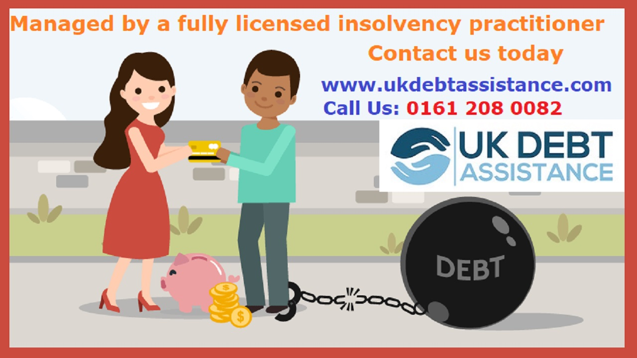 credit card debt advisor manchester uk