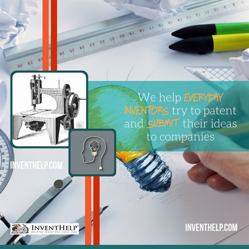 InventHelp Product Development