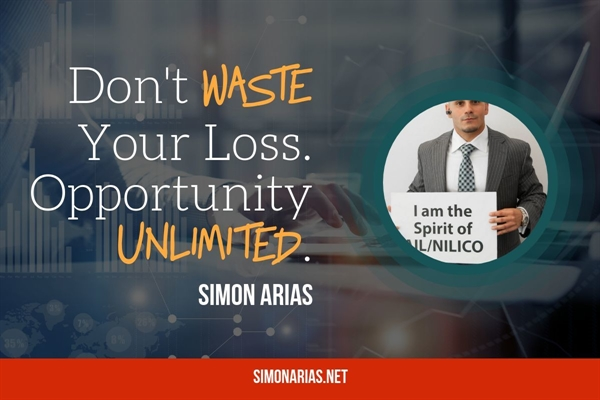 Simon Arias motivational speaker