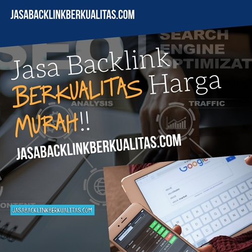 jasa backlink manual