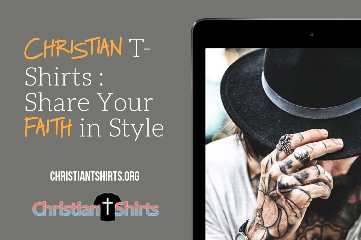 christian t-shirts for sale