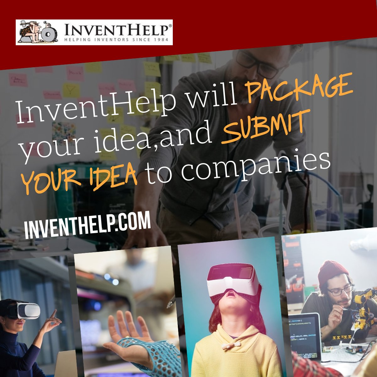 InventHelp Invention Ideas
