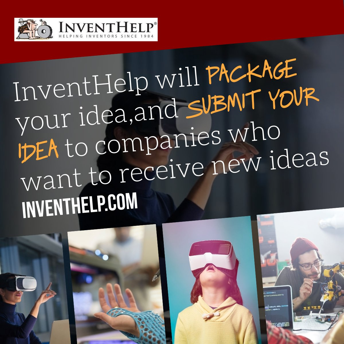 InventHelp New Inventions