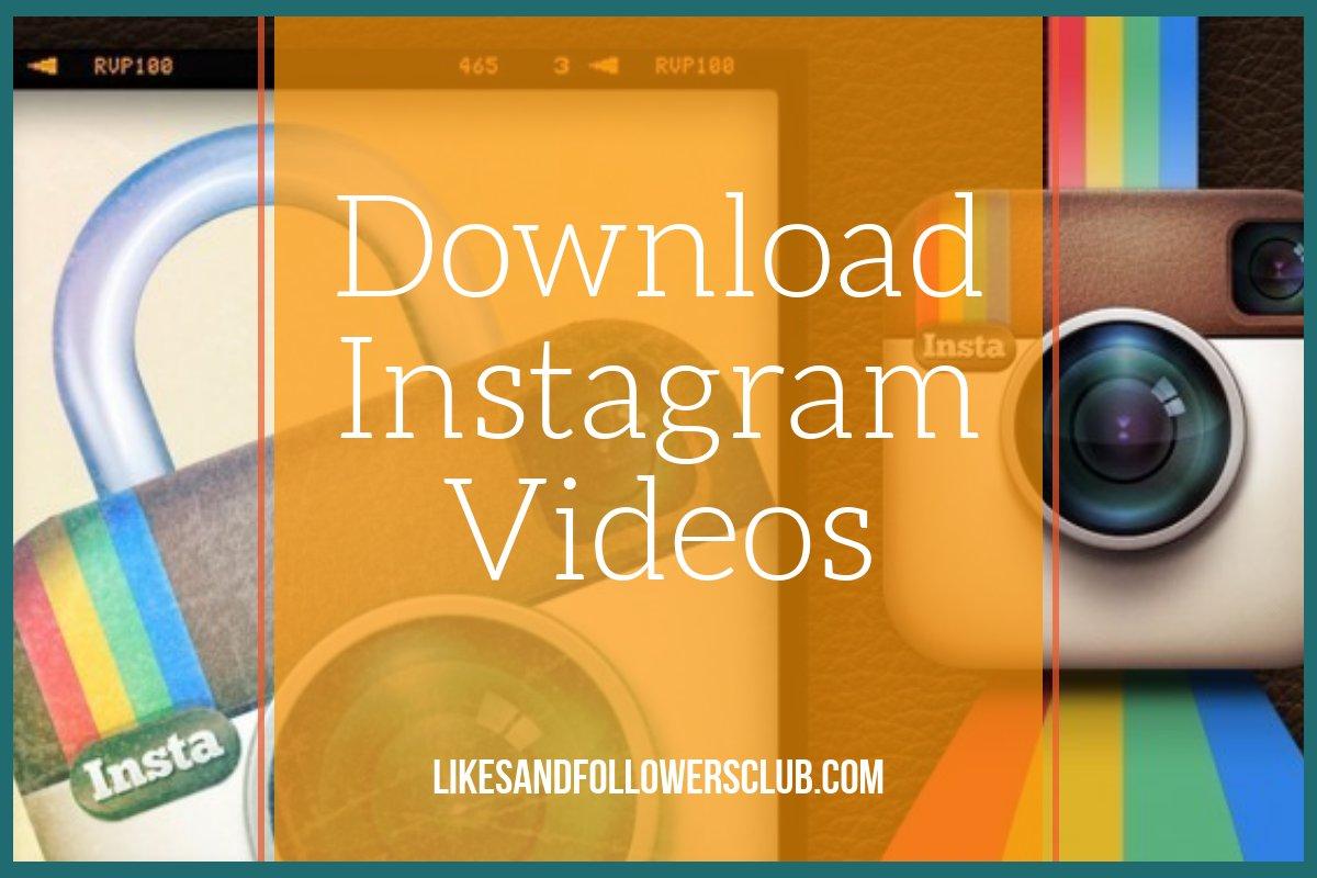 Download Instagram Video Downloader Apk