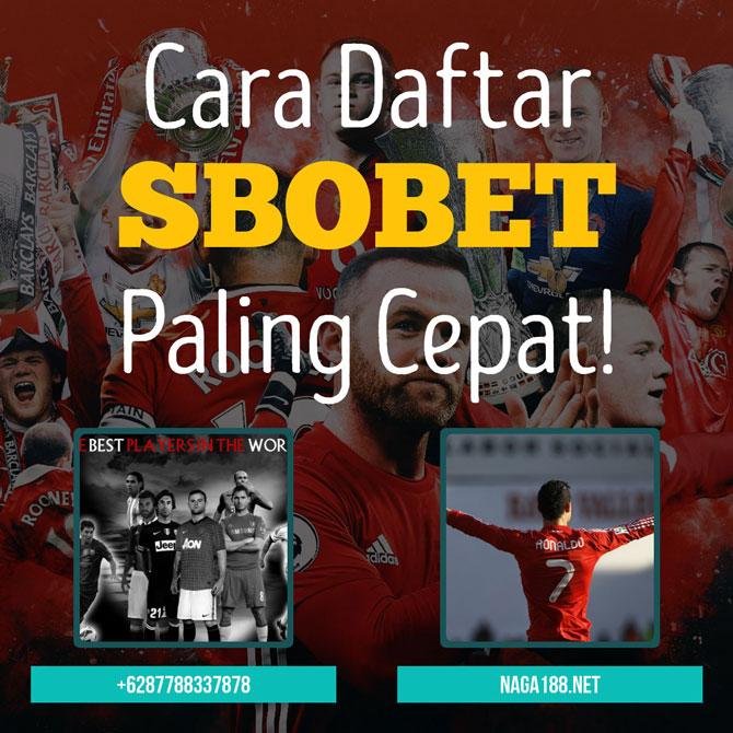 cara daftar sbobet di indonesia