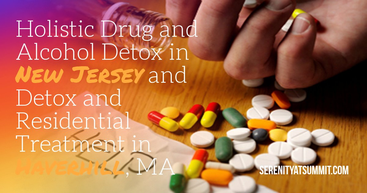 new jersey substance abuse treatment programs