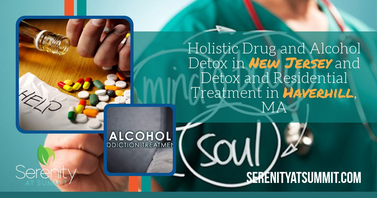 substance abuse treatment centers new jersey