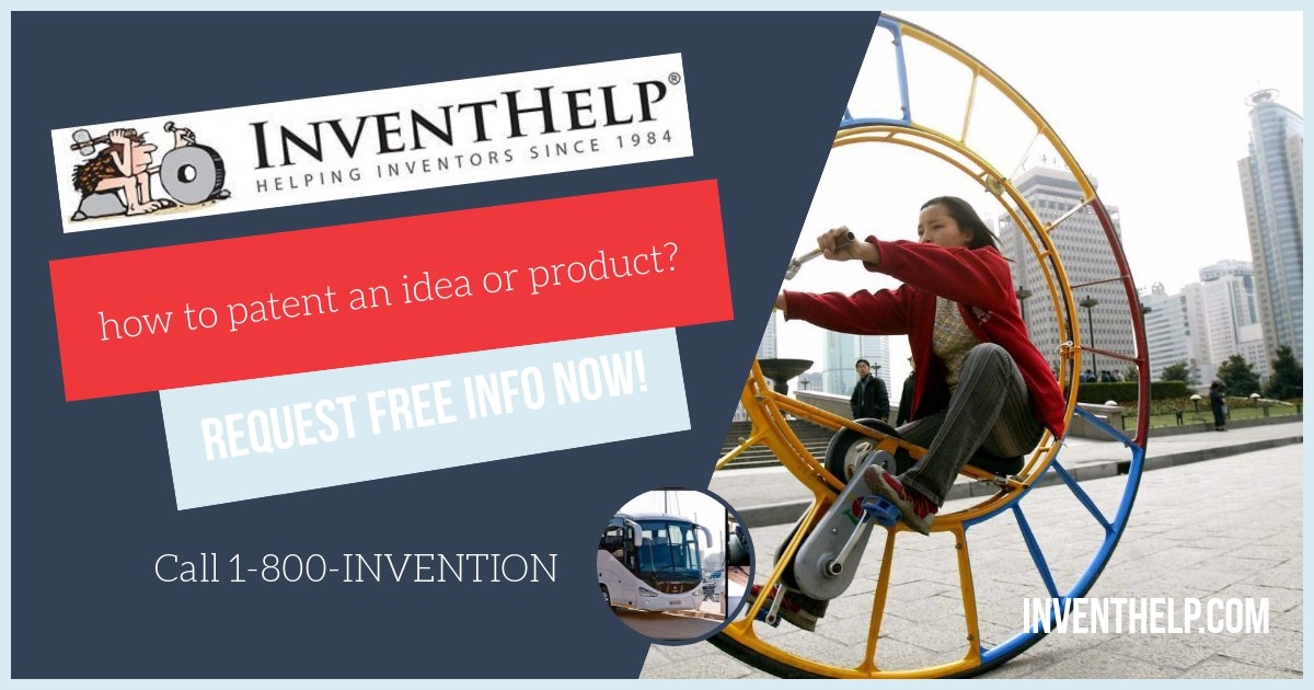 what to do with an invention idea uk