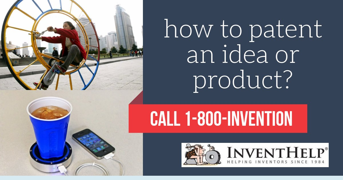 what to do with an invention idea canada