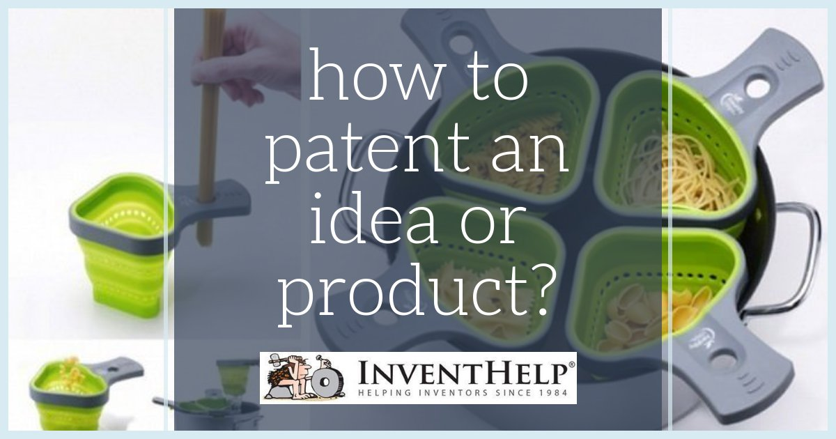 what to do with my invention idea
