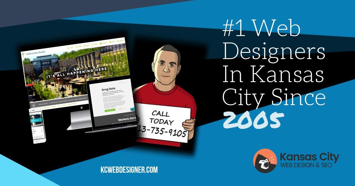 Kansas City web designers