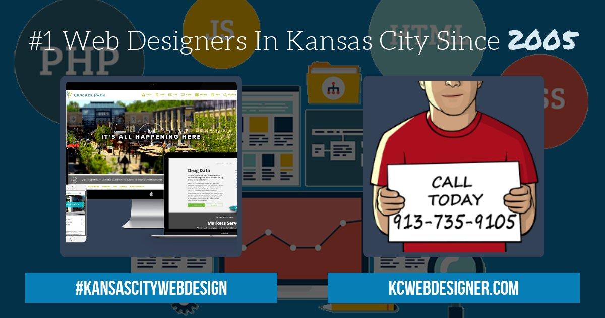 kansas city web design companies