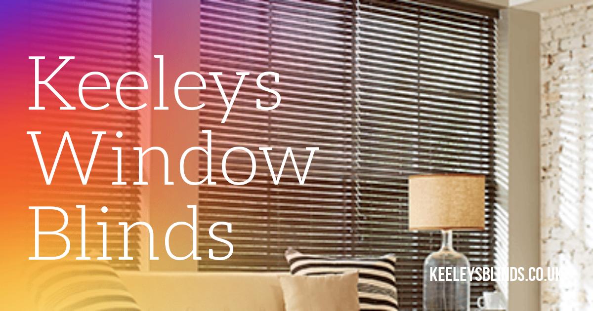 keeleys window blinds