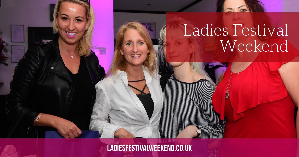 Ladies festival Weekend