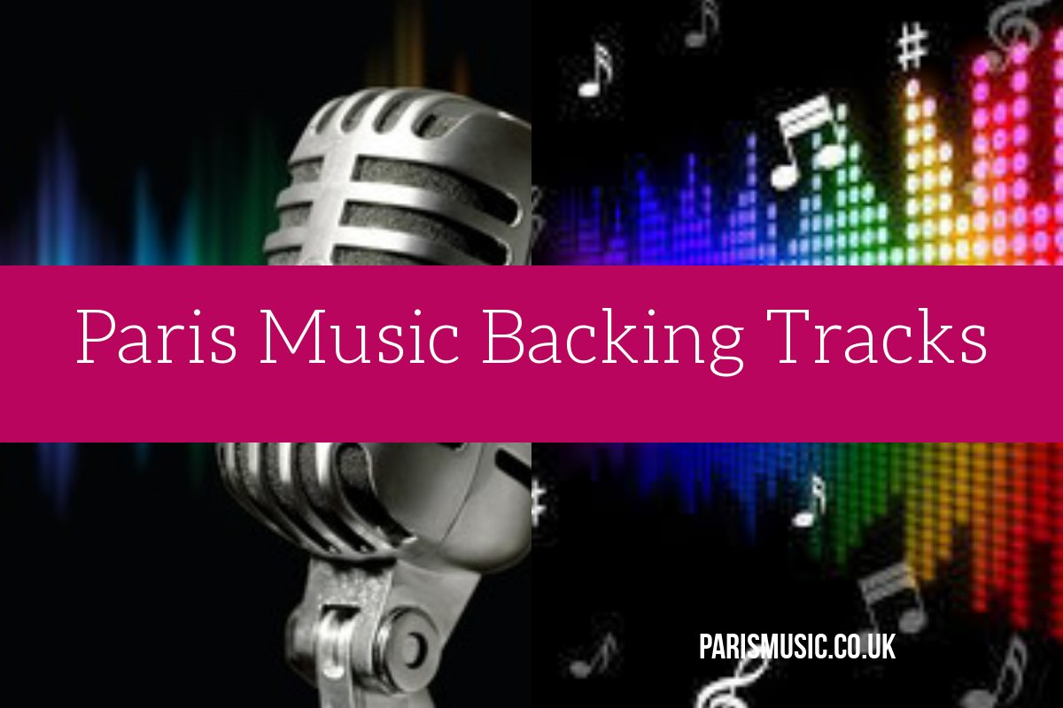 Finding Fast Solutions Of Paris Music Backing Tracks