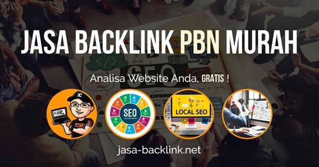 jasa backlink profesional