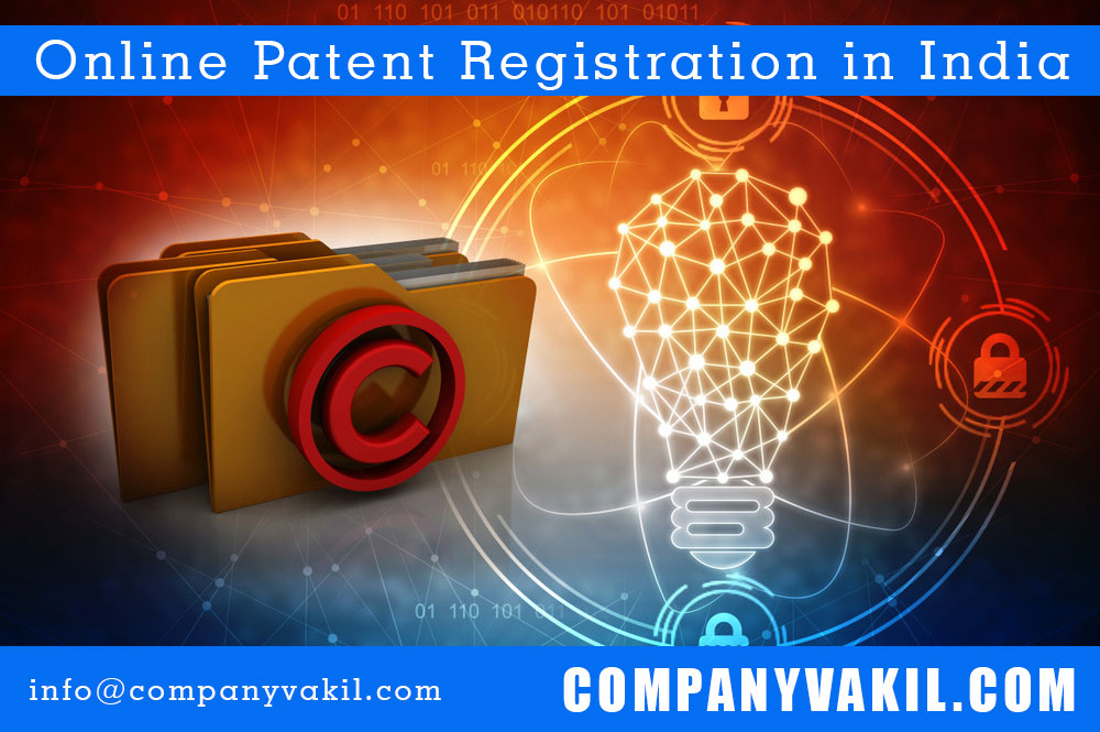 Online Patent Application India