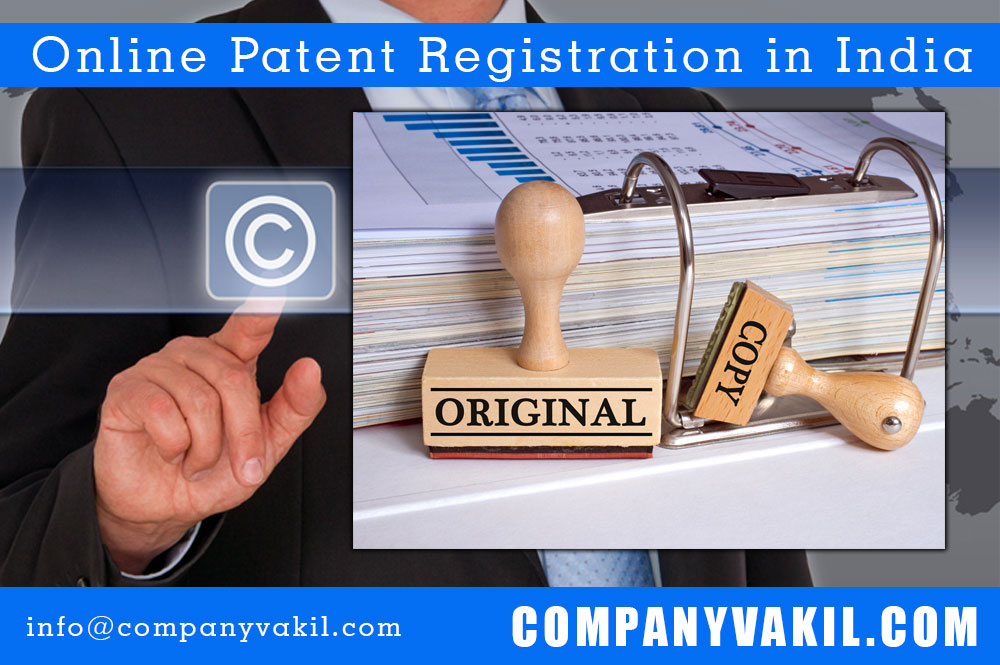 Indian Patent Registration Online