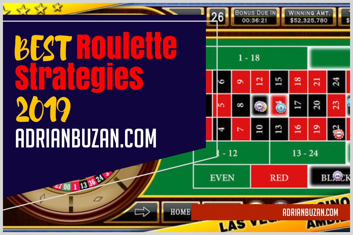 roulette system 2018 2019