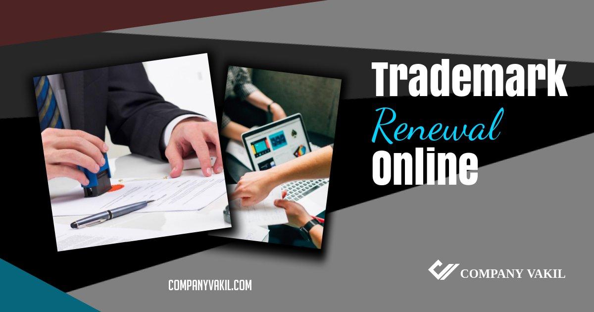 trademark renewal procedure