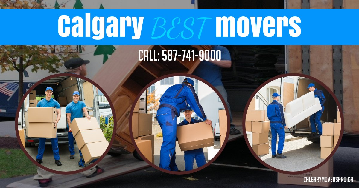 Calgary Movers Pro Reviews