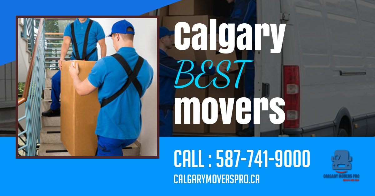 Calgary Moving Trucks