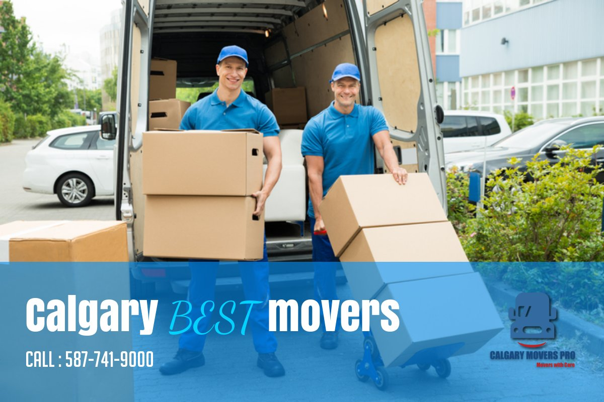Calgary Student Movers