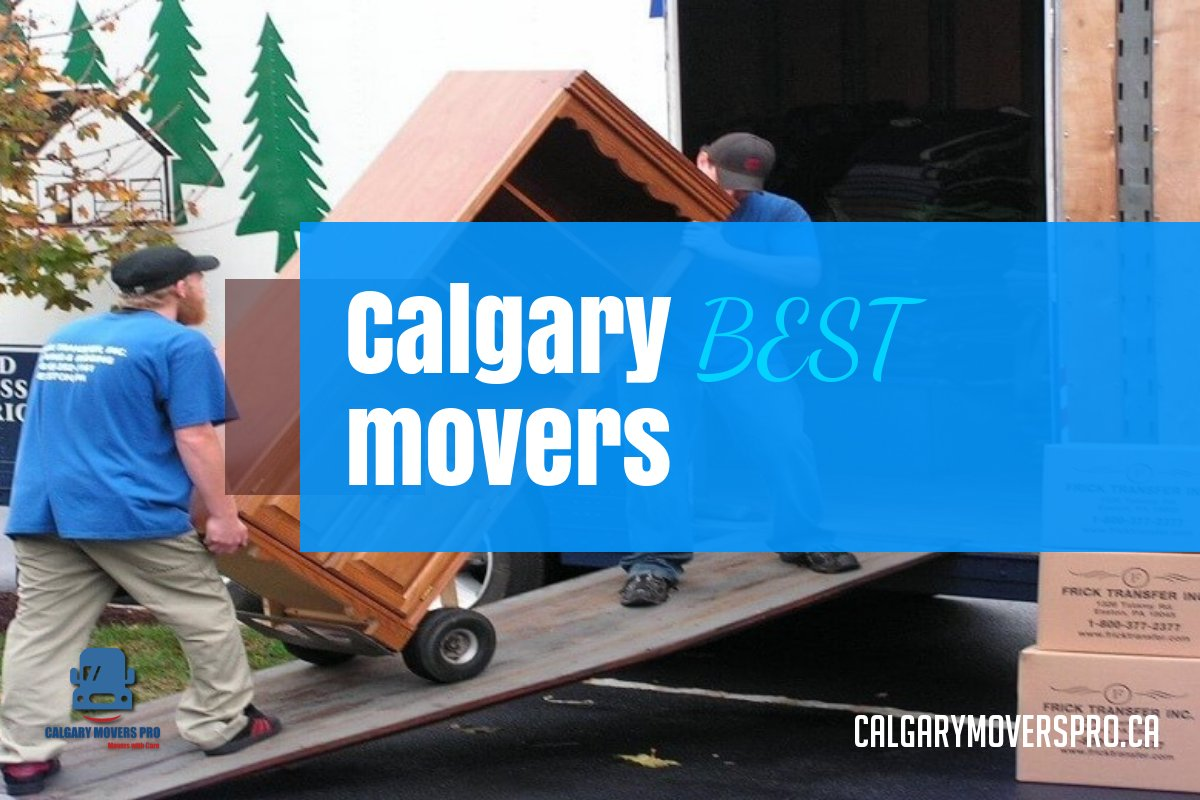 Calgary Moving Truck Rental