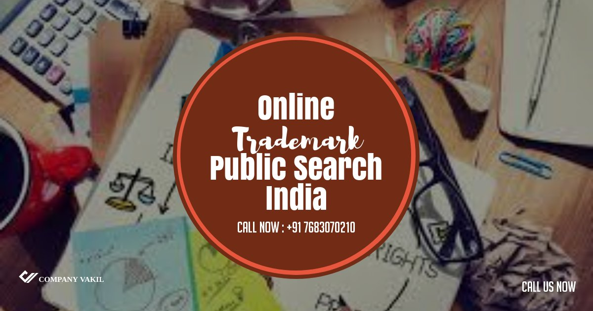 Online Search Of Trademark In India