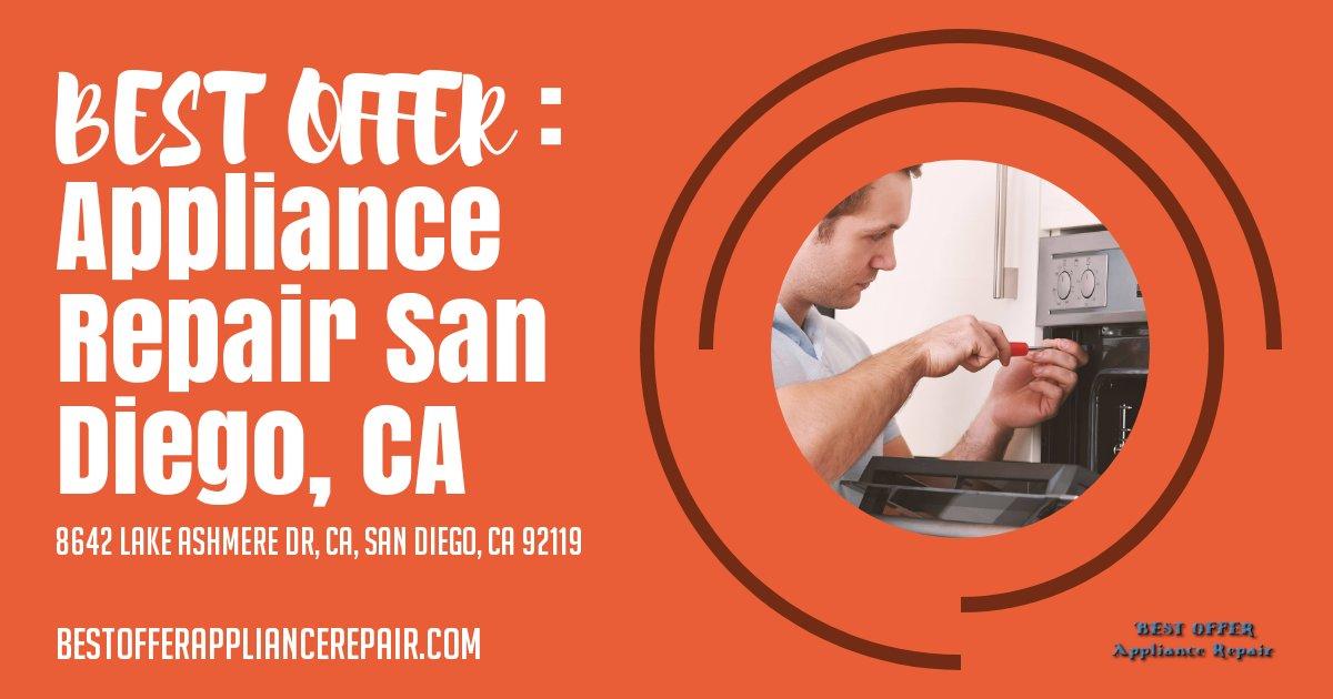 Unique Appliance Repair San Diego