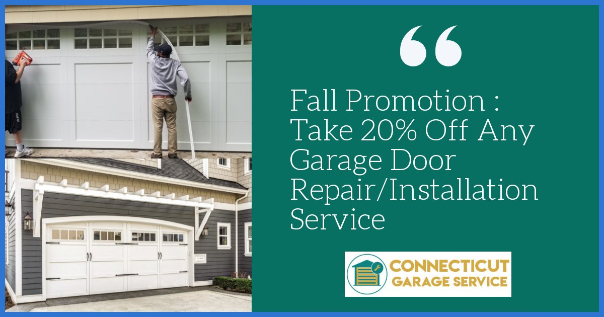 Garage Door Repair Stamford Ct