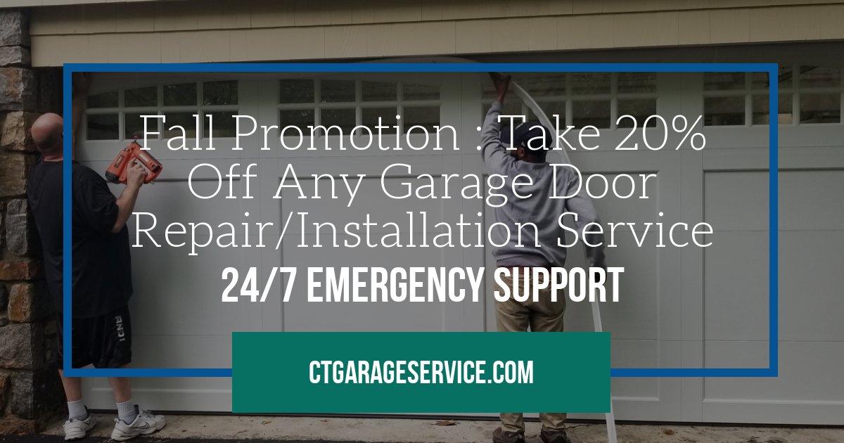 Garage Door Repair www.ctgarageservice.com Ridgefield Ct