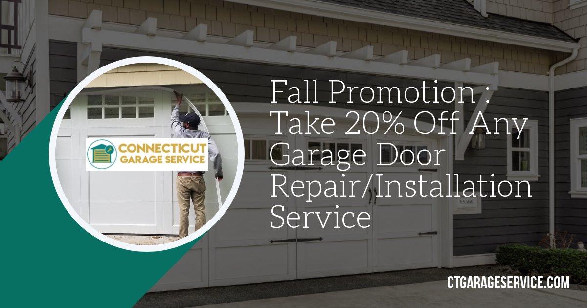 Garage Door Repair In Stamford Connecticut