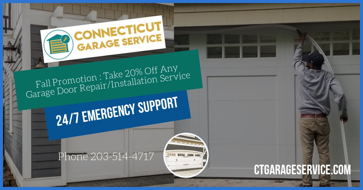 Garage Door Repair In Stamford Connecticut
