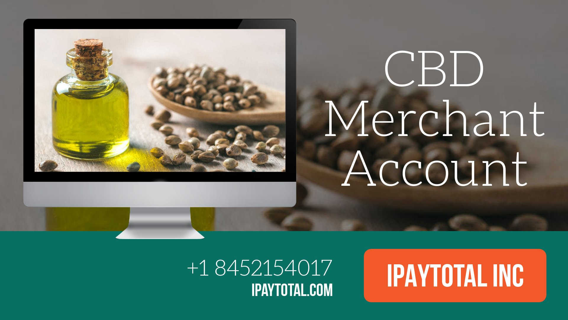 Merchant Account For Cbd Oil